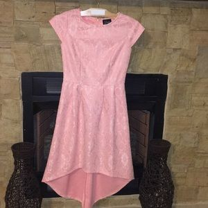 💖NWOT💖 Gorgeous Lace High Low Dress for Easter